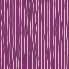 "30 Napkins Purple ""Curved Lines"" Medium"