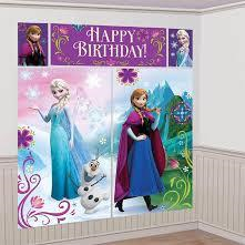 Scene Setter Frozen Wall Decorating Kit