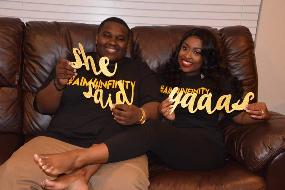 Luvblacklove Proposals | Allie & Isiah
