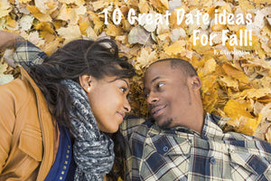 10 Fall Date Ideas - LuvblackLove