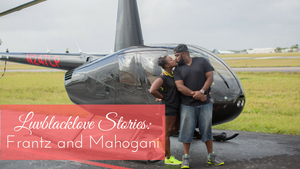 Luvblacklove Stories | Frantz and Mahogani
