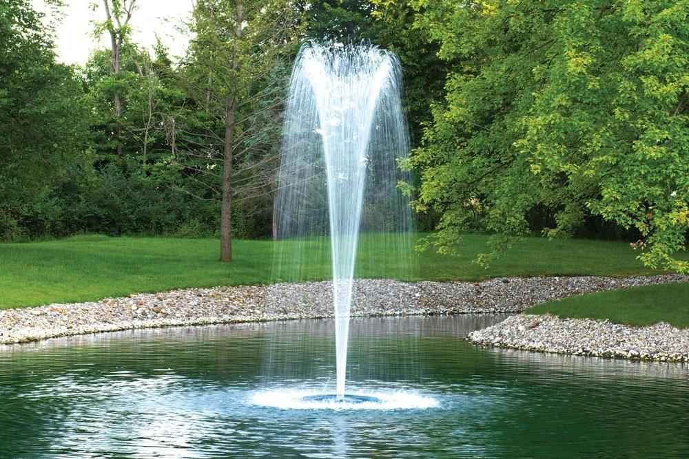 Airmax EcoSeries Display Fountains - 1/2 HP
