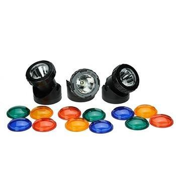 OASE LunaLED Fountain & Landscape Lights Set 3