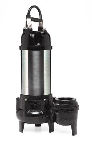 LITTLE GIANT:  WGFP SERIES DIRECT DRIVE PUMPS - 6 SIZES - 2500 to 16,000 GPH