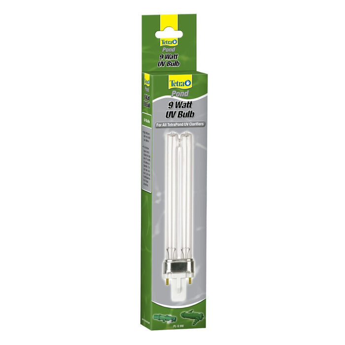 TETRA REPLACEMENT UV BULBS  FOR UV CLARIFIERS