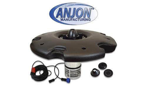 Anjon 1/2HP EcoFountain