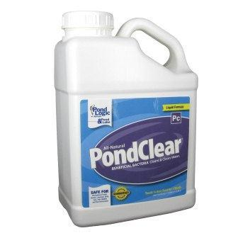 AIRMAX/POND LOGIC POND CLEAR LIQUID 1-GAL