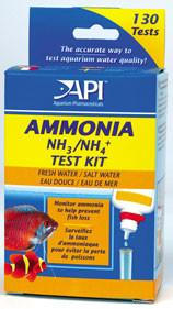 API:  AMMONIA TEST KIT