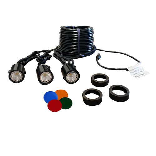 Kasco 11W Waterglow Composite 3 Light Kit