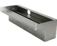 Pro Eco Stainless Steel Waterfall Weirs