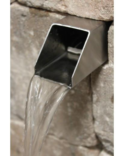 PONDBUILDER: Stainless Steel Spout