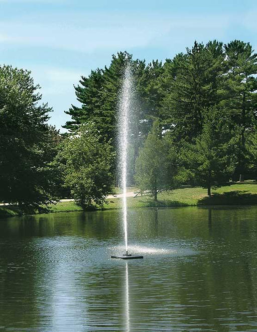 SCOTT AERATOR:  GUSHER FOUNTAIN 1/2-HP