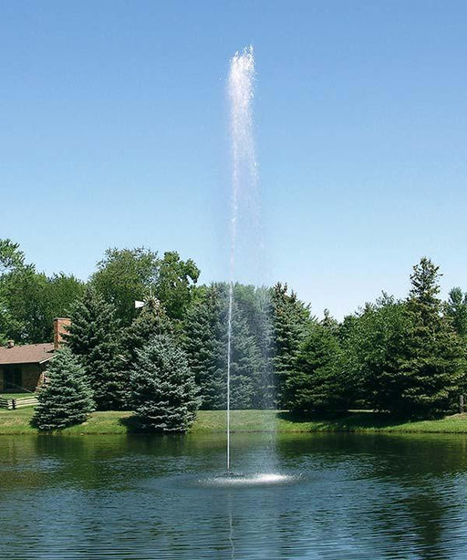 SCOTT AERATOR:  JET STREAM FOUNTAIN 1/2-HP/115V