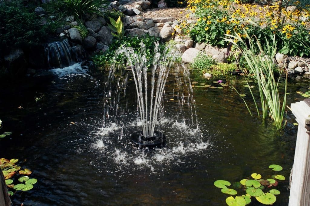 KASCO 5HP 3 PHASE 5.3 JF FOUNTAIN