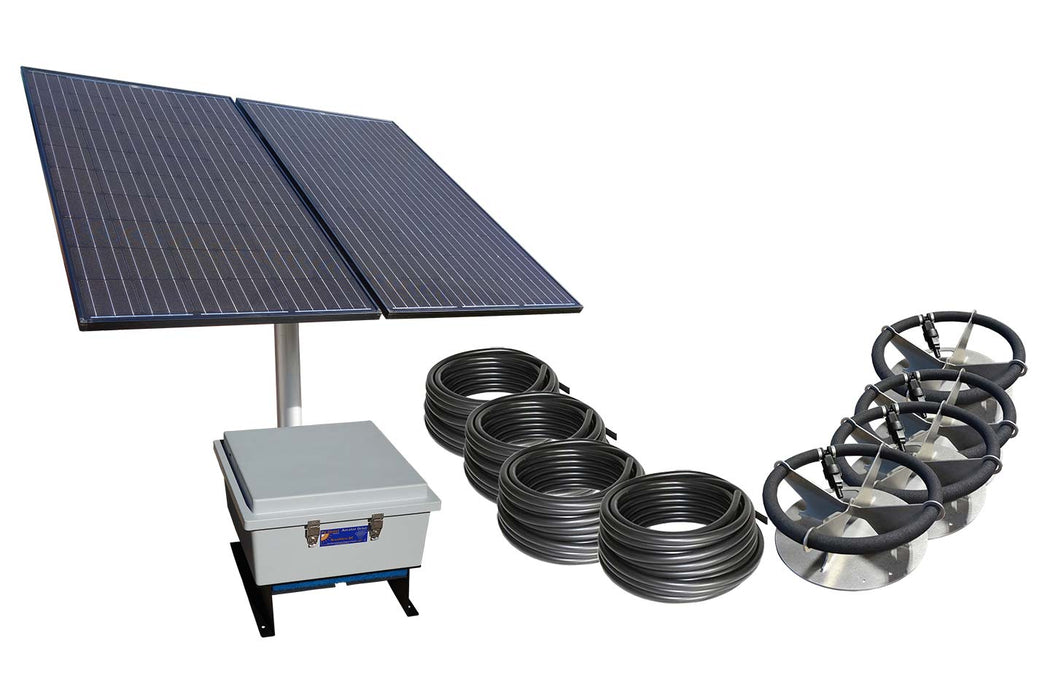 Solar XL Sub-Surface Aeration System