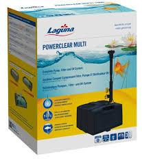 Laguna PowerClear Multi All-In-One Pump, Filter and UV
