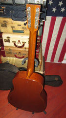 Vintage 1934 Shubert's Small Bodied Acoustic Flattop  Mahogany
