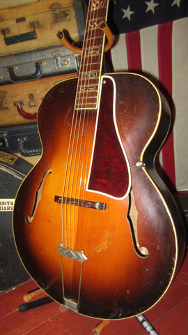 Vintage Circa 1937 Gibson L-7 Archtop Acoustic