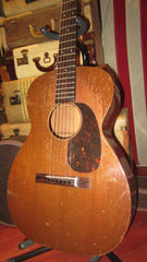 1940 Martin 0-17 Small Bodied Acoustic Mahogany w/ Vintage Soft Case