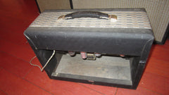 1947 National Model 1210 Small Combo Amp Two Tone Grey