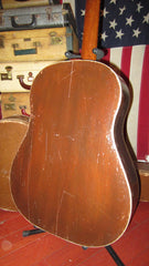 Vintage Original 1949 National Model 1155, Beautiful Dark Sunburst Finish