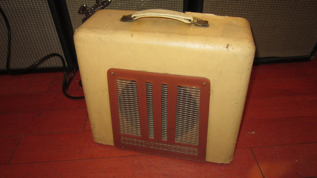 Vintage Original 1950 Gibson BR-9 Combo Amp