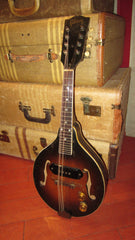 Vintage 1950 Gibson EM-150 Electric Mandolin w/ P-90 Pickup