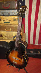 1951 Gibson ES-125 Sunburst Beat Up and Sounds and Plays Great