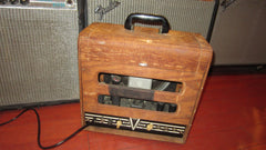 Vintage 1954 Valco Chicago 51 Combo Tube Amp Brown