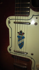 Vintage 1950's Kay Silvertone Jimmy Reed Thin Twin