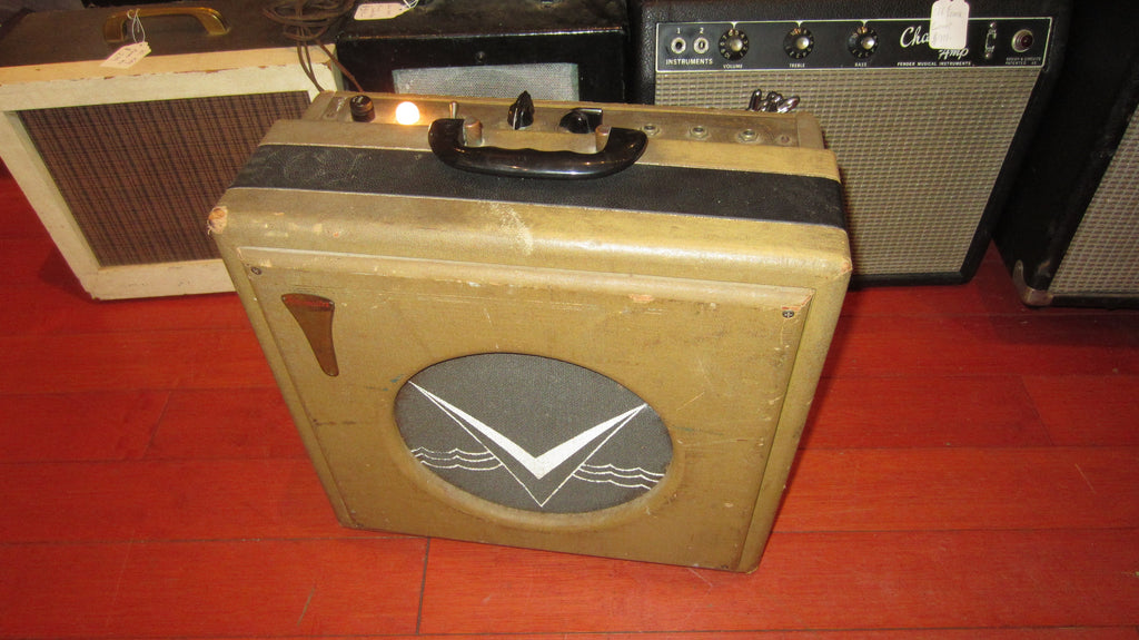 Vintage Original Circa 1956 Valco Made Tonemaster Combo Amplifier