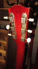 Vintage 1958 Gibson Les Paul Jr. Double Cutaway Cherry Red w/ Original Case