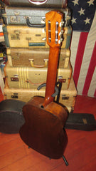 Vintage 1959 Goya G-10 Classical Nylon String Acoustic w/ Original Case