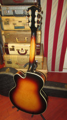 1959 Gretsch Country Club Sunburst Archtop Electric Filtertron Pickups and Original Case