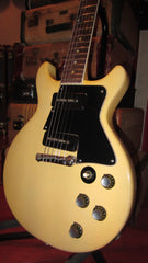 Original 1960 Gibson Les Paul Special Beautiful TV Yellow Refinish