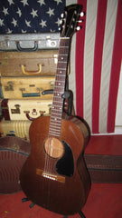 Vintage 1960 Gibson LG-0 Small Body Acoustic Guitar