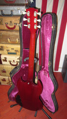 Vintage 1961 Gibson SG Standard Cherry Red w/ Hard Case