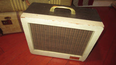 1962 Kay Model 703 Small Tube Combo Amp Two tone brown