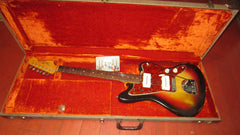 1963 Fender Jazzmaster Sunburst w/ Hang Tags and Original Case Pre-CBS Example