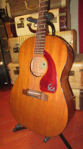 1964 Epiphone FT-30 Caballero Natural Small Bodied Acoustic