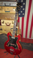 1964 Epiphone Professional Guitar w/ Built in Effects Cherry Red