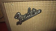 Vintage 1964 Fender Reverb Unit Brown Pre-CBS