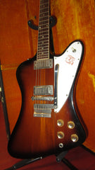 1964 Gibson Firebird III Sunburst Remarkably Clean Example