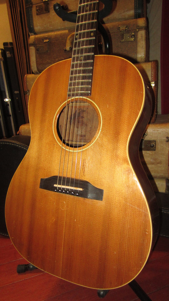 1964 Gibson LG-1 Small Bodied Acoustic Natural