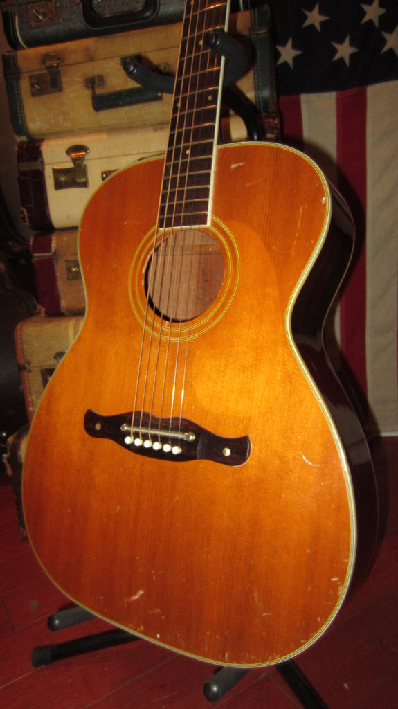 1960's Harmony Sovereign Fantastic Sounding Example