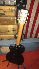 Vintage circa 1964 Airline Model 7214 Electric Guitar w/ Original Amp in Case
