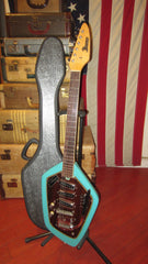 1965 Domino Callifornian Surf Blue