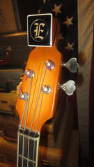 Vintage 1960's EKO Model 995 Beatle Bass Clean w/ Original Case and Hang Tags