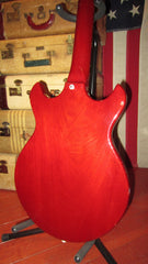 Vintage 1965 Gibson Melody Maker Red