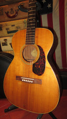 Vintage 1965 Guild F-20 Small Bodied Acoustic Natural